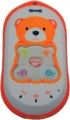 Bear Tracker GPS phone - in orange