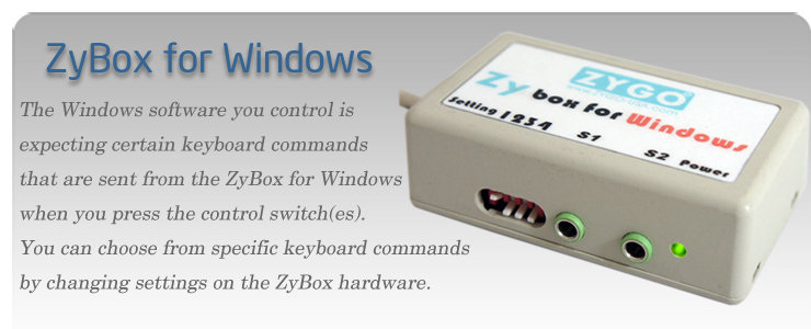 ZyBox for Windows